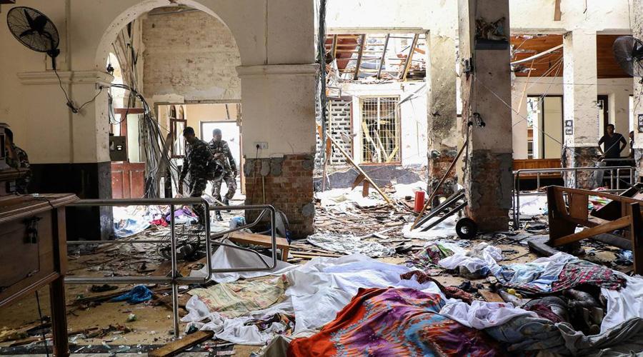 Al menos 32 extranjeros muertos en atentados en Sri Lanka | El Imparcial de Oaxaca