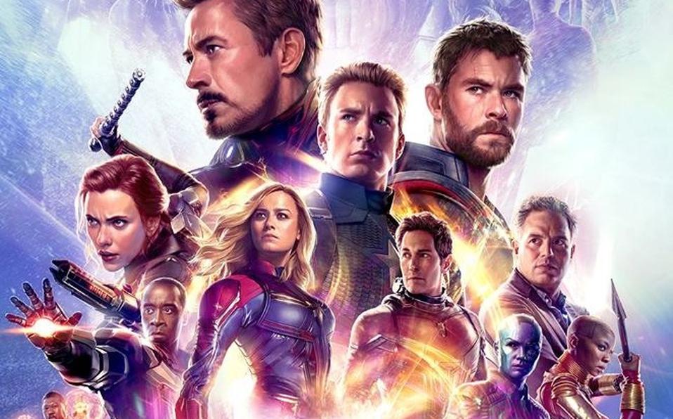 Advierten que Avengers: Endgame no tendrá intermedio a pesar de durar 3 horas   El Imparcial de Oaxaca