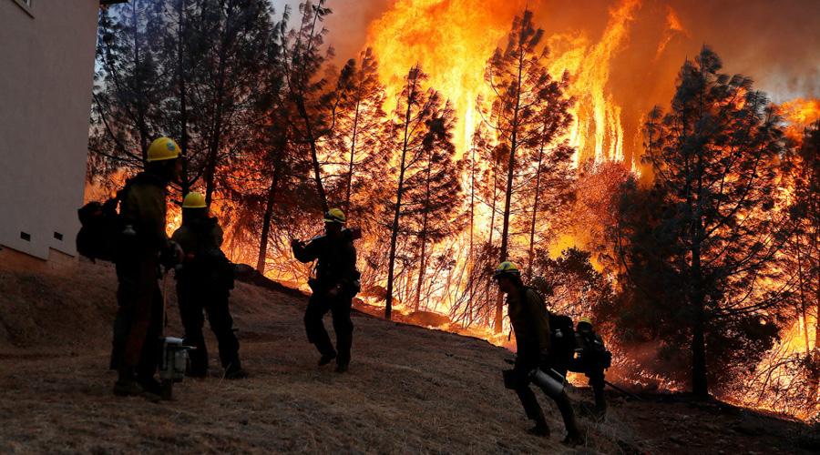 Solicitan a Segob declaratoria de emergencia por incendios | El Imparcial de Oaxaca