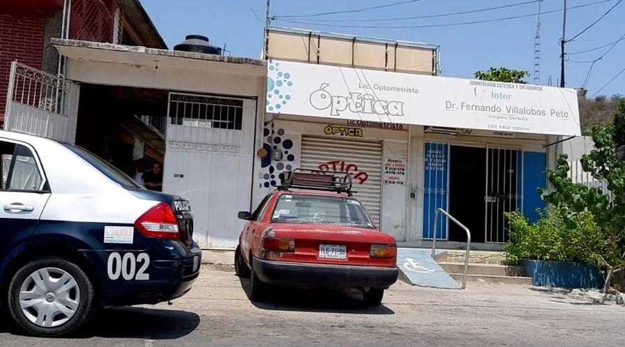 Realizaba trabajos de albañilería en construcción, cae de andamio y muere | El Imparcial de Oaxaca