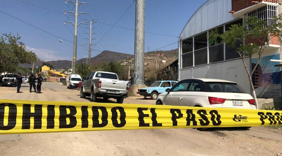 Ejecutan a cuatro personas en Viguera, Oaxaca | El Imparcial de Oaxaca