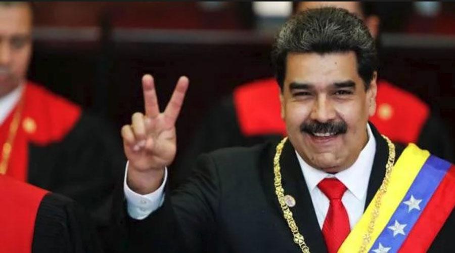 Maduro pide ayuda a México para poner fin a crisis en Venezuela | El Imparcial de Oaxaca