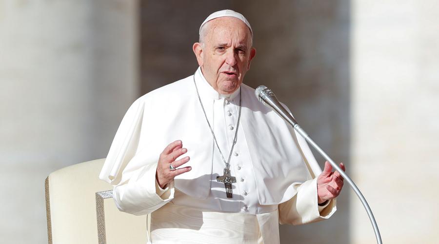 Dona papa Francisco medio millón de dólares a México para ayudar a migrantes | El Imparcial de Oaxaca