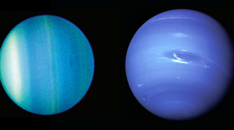 NASA estudiará las atmósferas de Urano y Neptuno con nuevos instrumentos   El Imparcial de Oaxaca