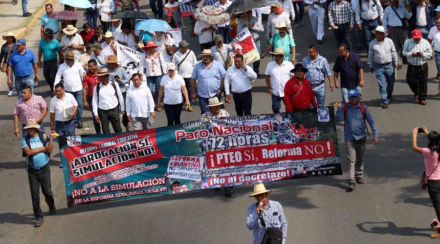 Recuerdan a maestros asesinados en Oaxaca | El Imparcial de Oaxaca