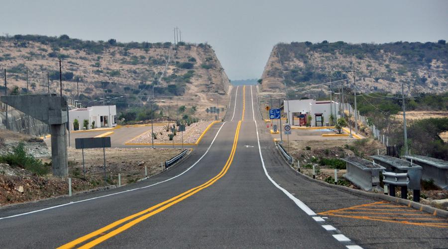 Súper Mitla-Tehuantepec, inactiva a 5 meses de la 4T | El Imparcial de Oaxaca