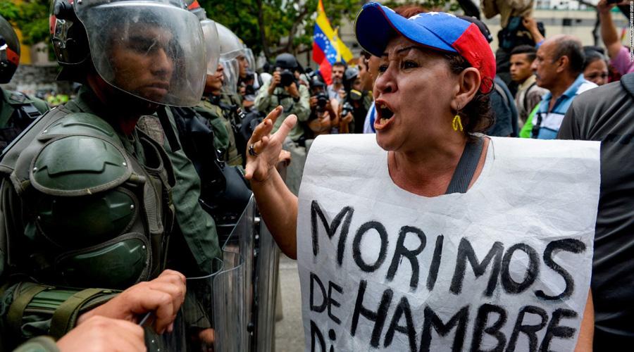 Crisis en Venezuela aumenta casos de depresión, ansiedad y suicidios | El Imparcial de Oaxaca