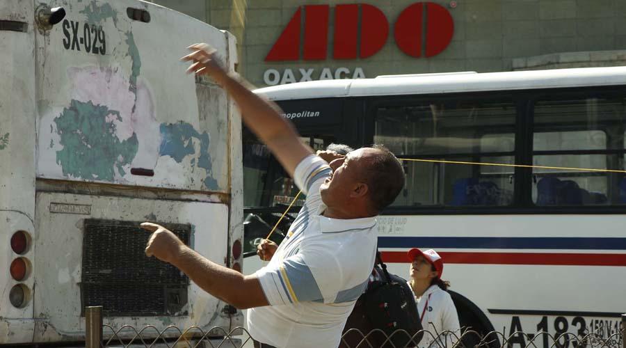 Descartan delegados de la S-22 paro indefinido   El Imparcial de Oaxaca