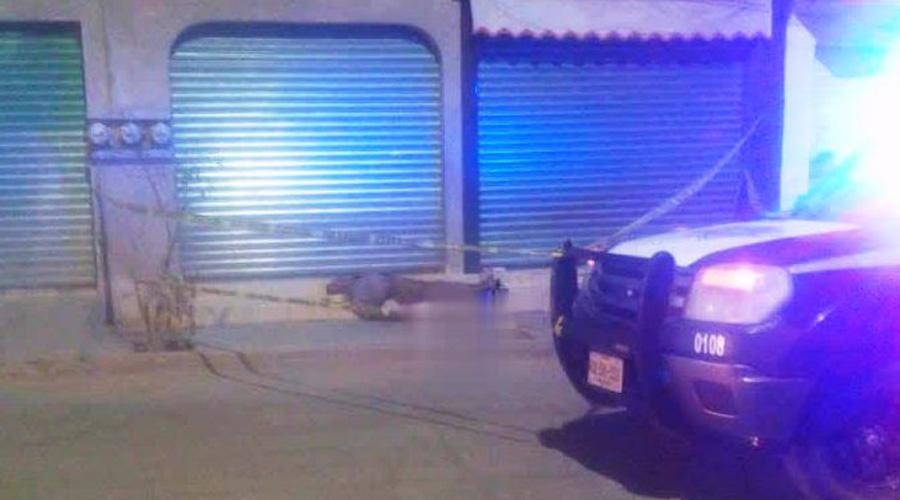 Hombre es encontrado sin vida en vía pública de Huajuapan | El Imparcial de Oaxaca