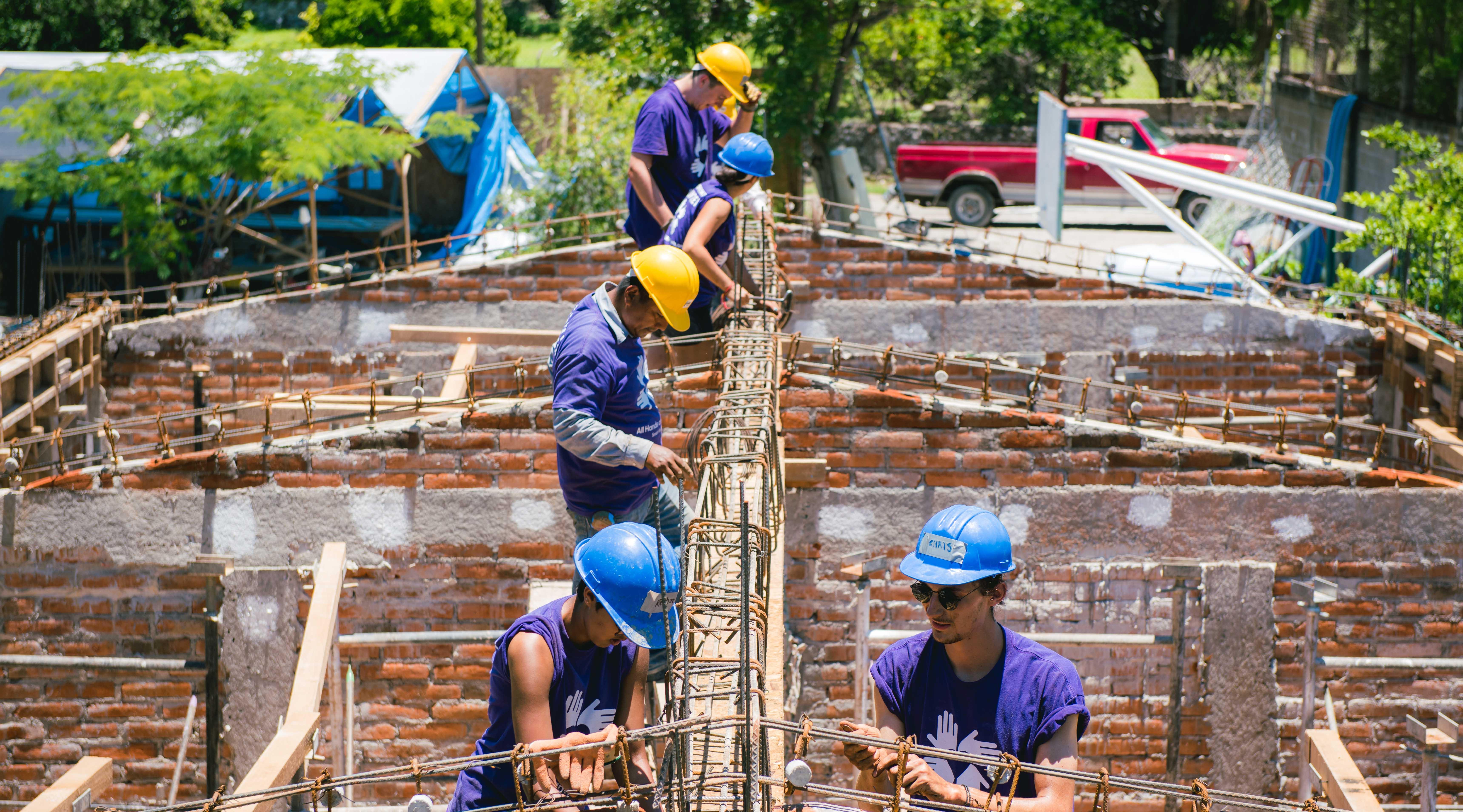 Happy Hearts reconstruye dos escuelas en el Istmo de Tehuantepec | El Imparcial de Oaxaca