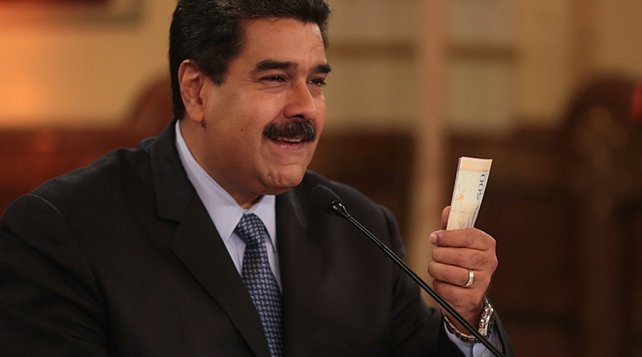 Nicolás Maduro ordena una 'inversión inmediata' en Huawei | El Imparcial de Oaxaca