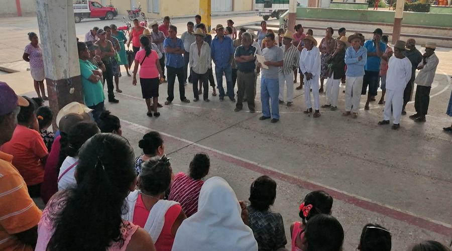 Afectados por sismo  exigen la reconstrucción de viviendas | El Imparcial de Oaxaca