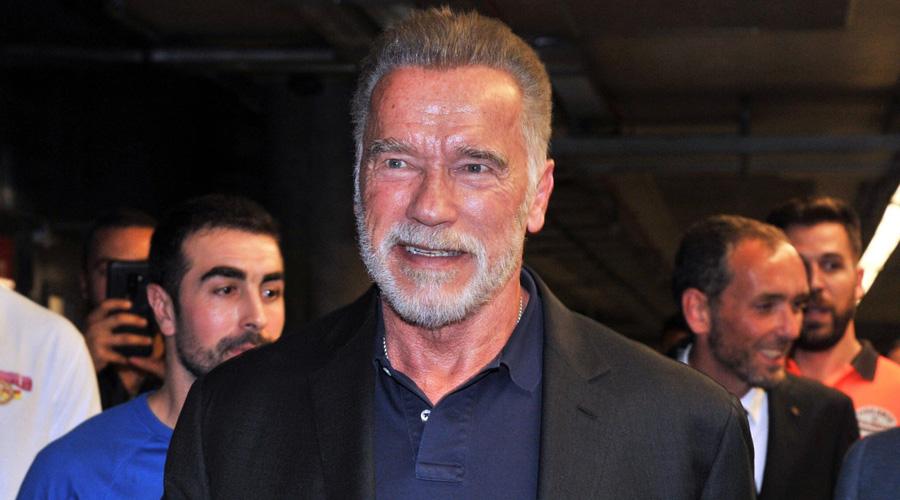 Video: Agreden por la espalda a Arnold Schwarzenegger en Sudáfrica   El Imparcial de Oaxaca