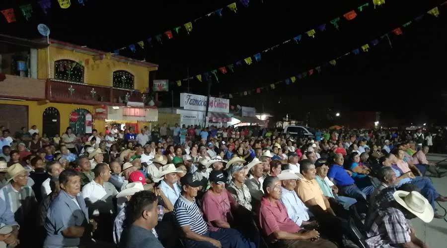 Comuneros analizan instalar base de Guardia Nacional en Bajos de Chila | El Imparcial de Oaxaca