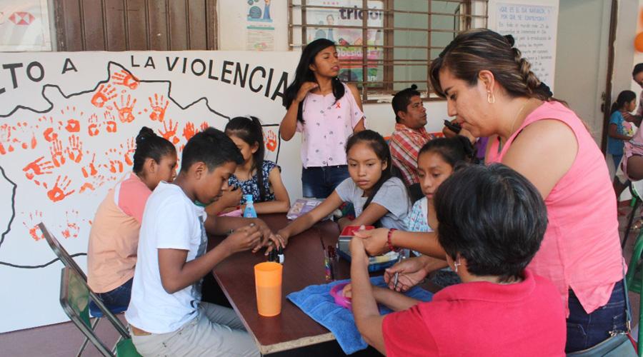 Promueven la denuncia para erradicar la violencia de género en Cuicatlán | El Imparcial de Oaxaca