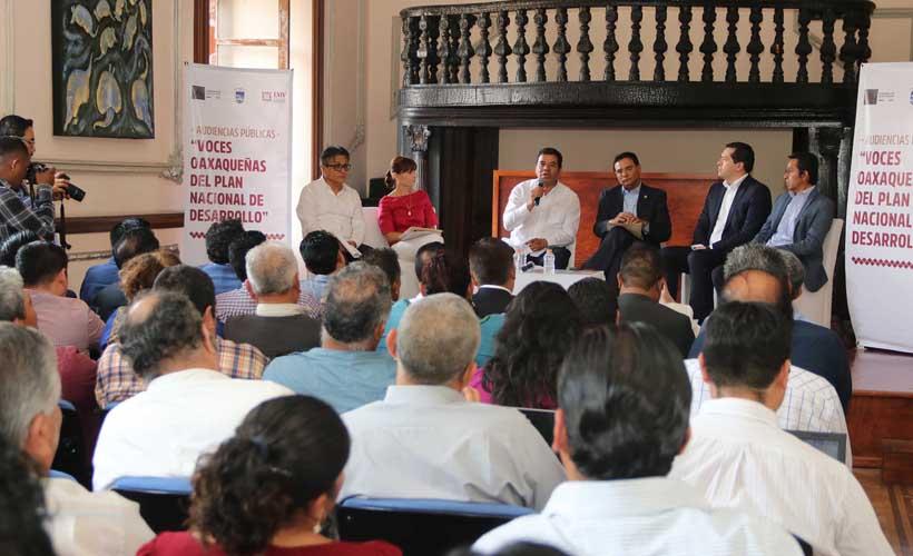 Aporta UABJO para determinar el rumbo del país dentro de la 4T | El Imparcial de Oaxaca