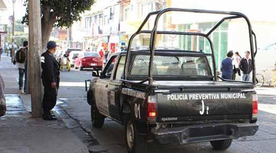 Joven huye de la policía en Huajuapan y lo atrapan luego de persecución | El Imparcial de Oaxaca