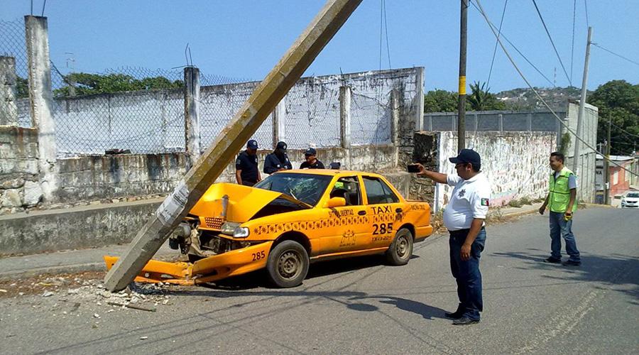 Taxistas provocan accidentes en Salina Cruz | El Imparcial de Oaxaca