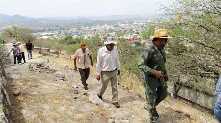 En la Mixteca, recluirán a quien dañe  el Cerro de las Minas   El Imparcial de Oaxaca