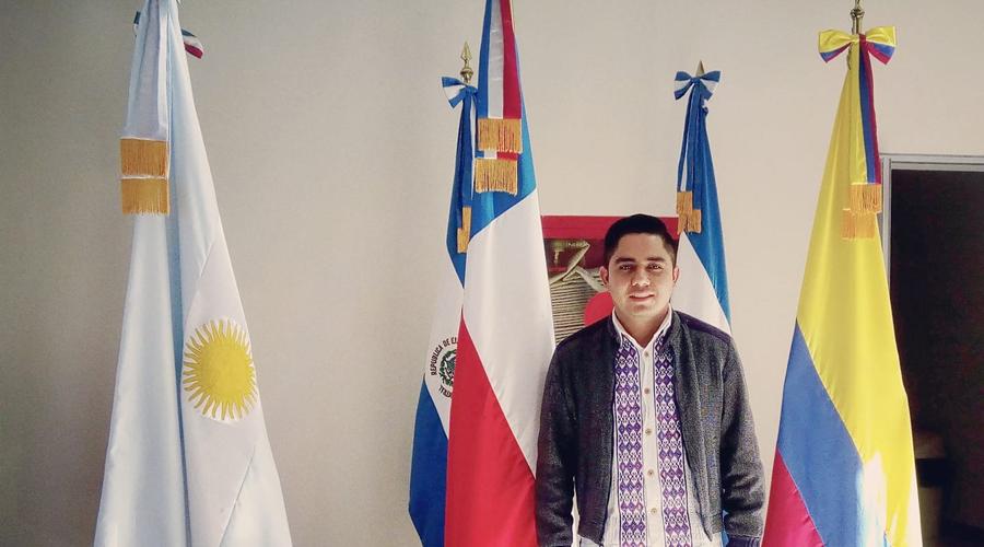 Joven de Pinotepa Nacional, representará a México en el IV Encuentro de Jóvenes   El Imparcial de Oaxaca