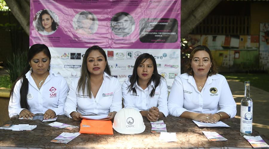 Buscan visibilizar liderazgo de arquitectas e ingenieras en Oaxaca   El Imparcial de Oaxaca