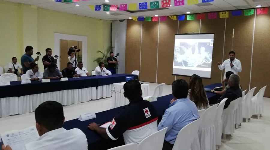 Se alista Huatulco para temporada de huracanes   El Imparcial de Oaxaca