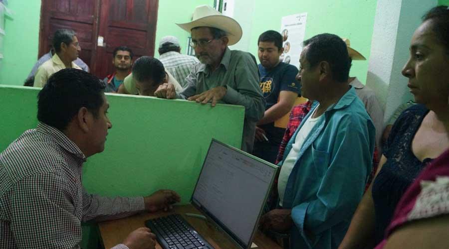 Otorgarán Crédito a la  Palabra en Tuxtepec | El Imparcial de Oaxaca