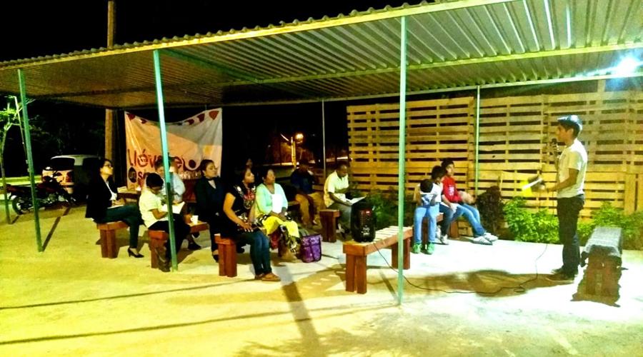 Realizan el Primer Maratón de Poesía en Huajuapan de León | El Imparcial de Oaxaca