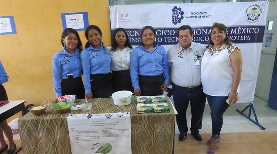 Presenta  el Instituto Tecnológico de Pinotepa, proyectos de Innovación Tecnológica   El Imparcial de Oaxaca