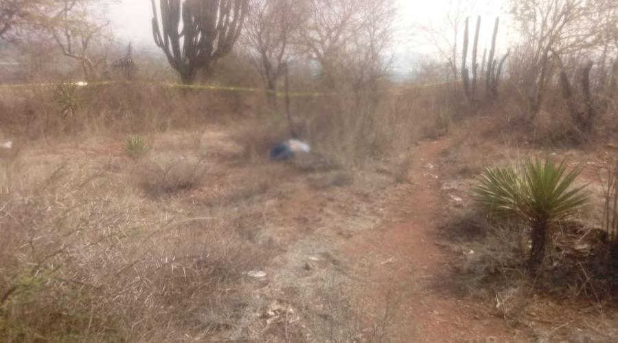 Sin heridas de armas, localizan cuerpo sin vida de un hombre en Ejutla | El Imparcial de Oaxaca