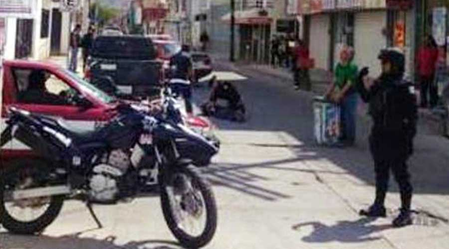 Atropellan a un ciclista en Huajuapan, Oaxaca | El Imparcial de Oaxaca