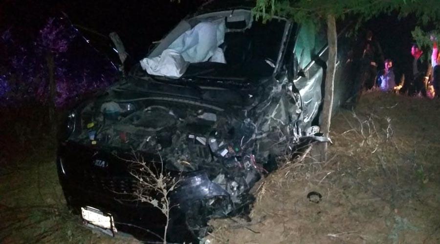 Loca parranda termina en accidente en Juchitán | El Imparcial de Oaxaca