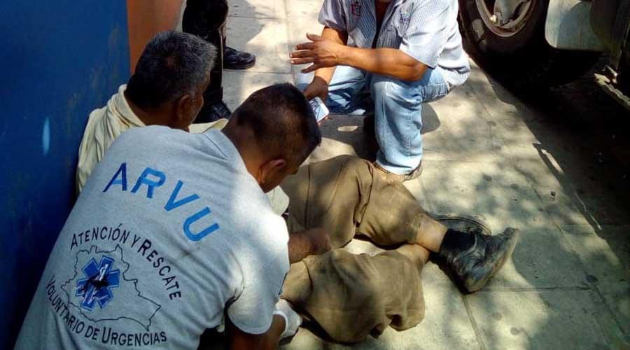 Muere tras penosa agonía; chofer de SAPAO que atropelló a tres personas   El Imparcial de Oaxaca