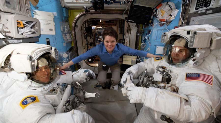 En 2024 la NASA enviará a la primera mujer a la luna | El Imparcial de Oaxaca