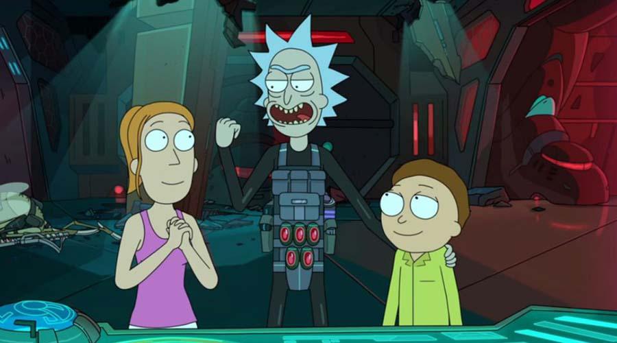 Anuncian estreno de la cuarta temporada de Rick and Morty   El Imparcial de Oaxaca