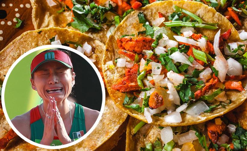 Tacos de pastor, culpables de dopaje positivo de Lupita González   El Imparcial de Oaxaca