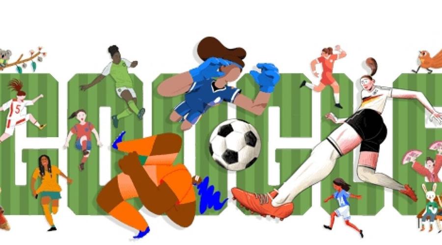Con doodle, destaca Google el inicio del Copa Mundial Femenina de Futbol | El Imparcial de Oaxaca
