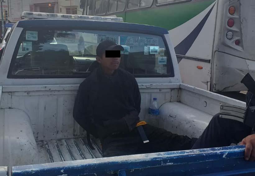 En la Central de Abasto detienen a ladrón | El Imparcial de Oaxaca