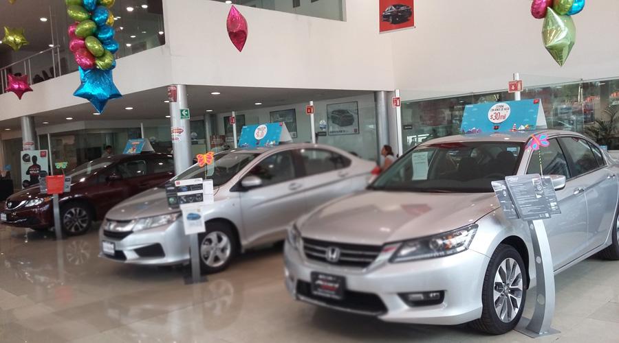 Caen ventas de autos nuevos; 23 meses consecutivos a la baja | El Imparcial de Oaxaca