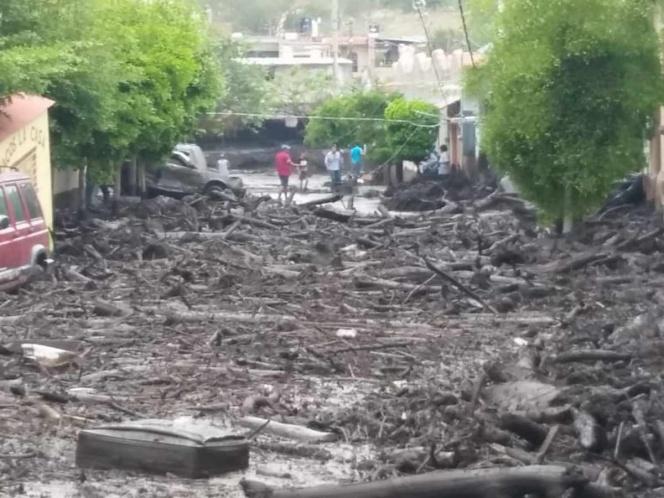 Video: Impresionantes imágenes deja desbordamiento de río en Jalisco   El Imparcial de Oaxaca