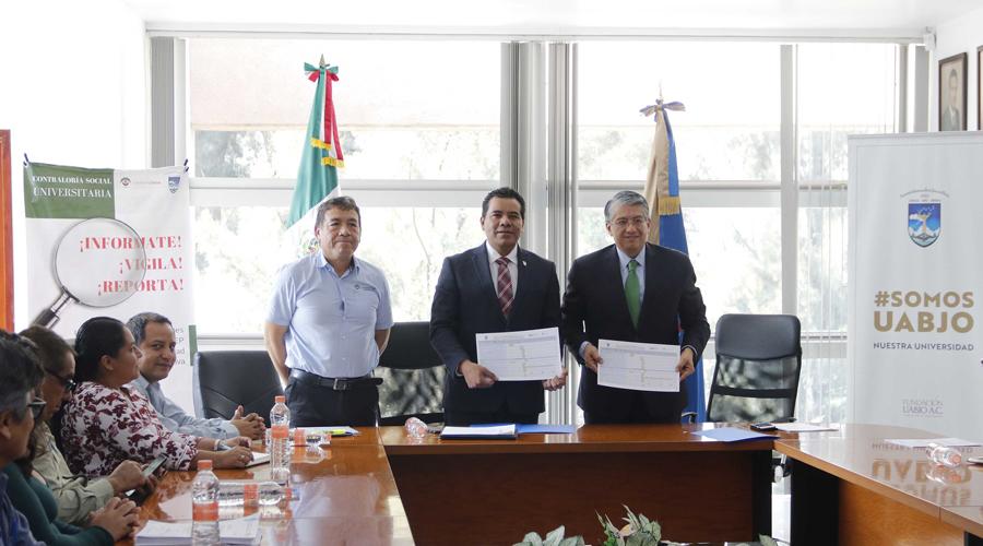 Ejerce UABJO 100 % de recursos del PFCE | El Imparcial de Oaxaca