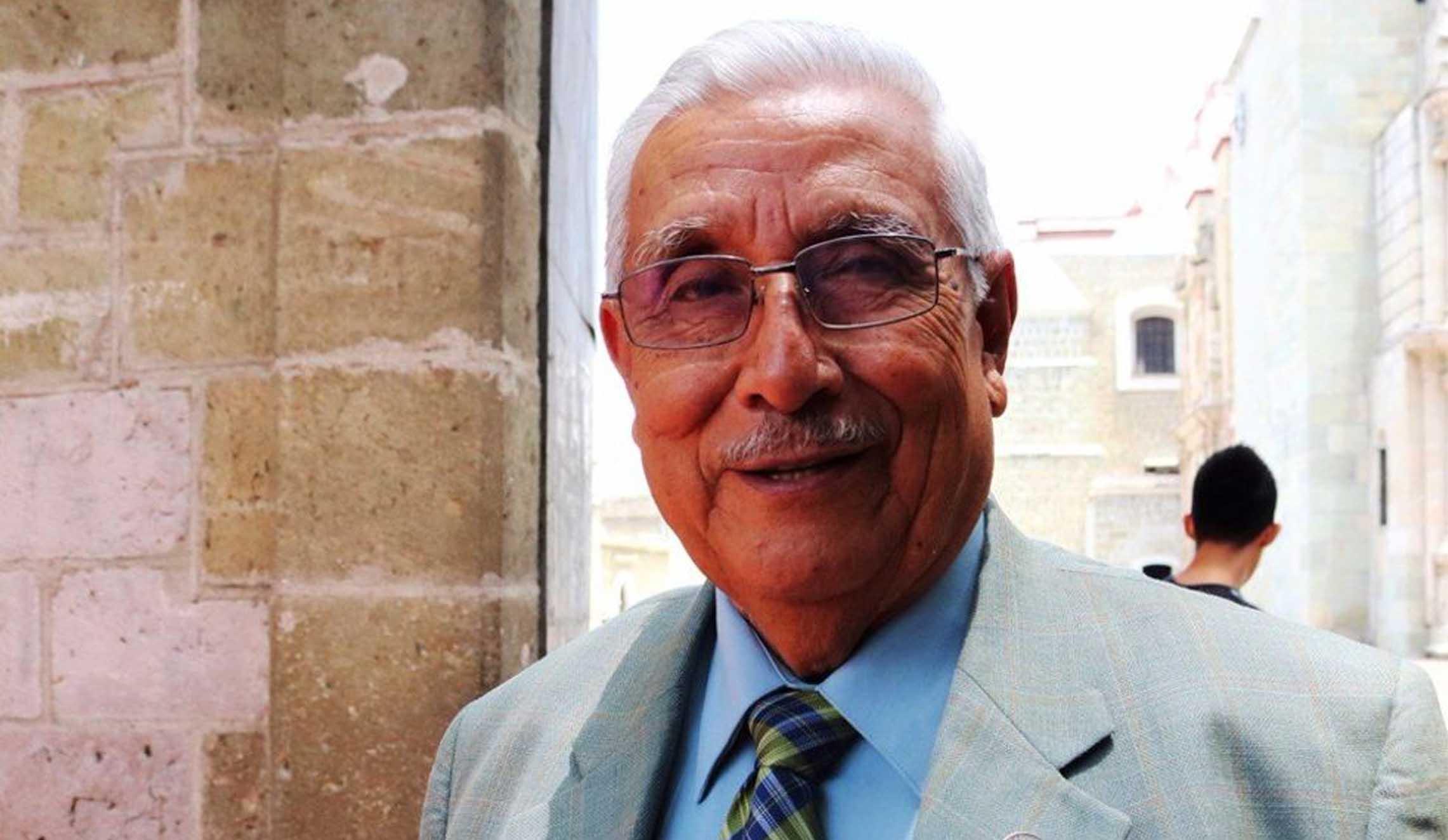 Rinden homenaje a Rubén Vasconcelos | El Imparcial de Oaxaca