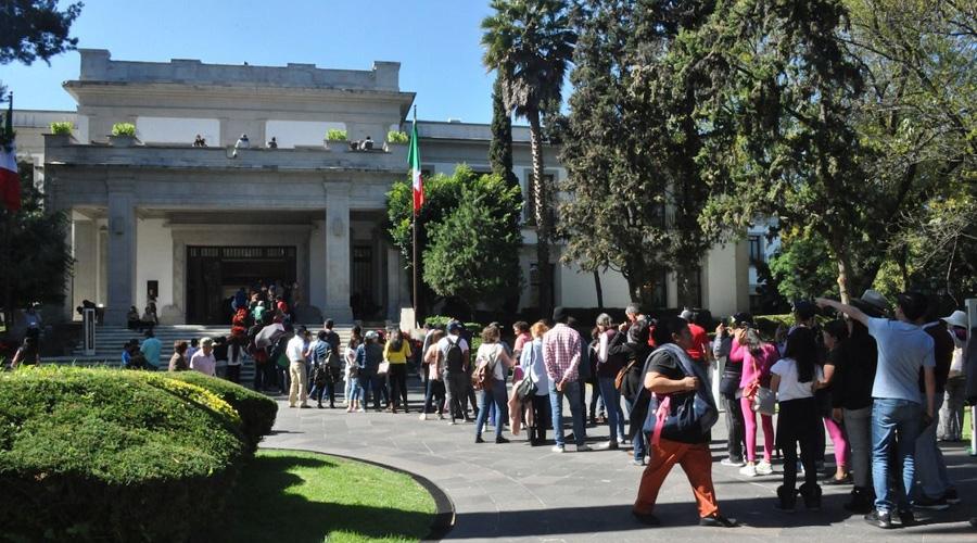 Anuncian subasta, ahora de inmuebles, en Los Pinos | El Imparcial de Oaxaca