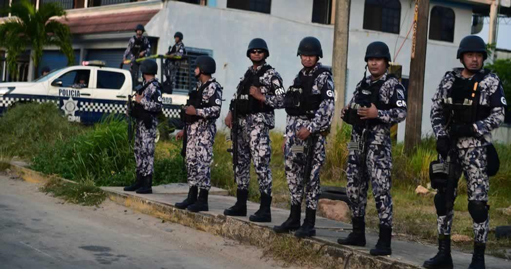 """""""Guardia Nacional es la  militarización del país"""", investigador del INAH   El Imparcial de Oaxaca"""