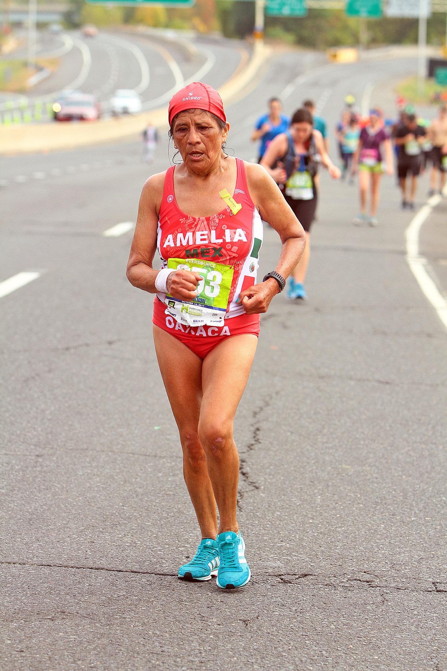 Confirma Amelia García su participación en el Medio Maratón Acreimex 2019 | El Imparcial de Oaxaca