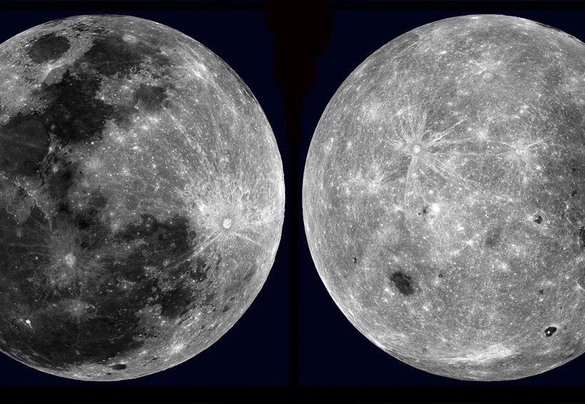 Intriga a astrónomos, misteriosa masa enterrada en la cara oculta de la luna | El Imparcial de Oaxaca