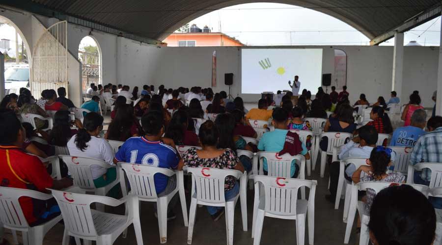 Cine móvil Toto  llega a Jamiltepec | El Imparcial de Oaxaca
