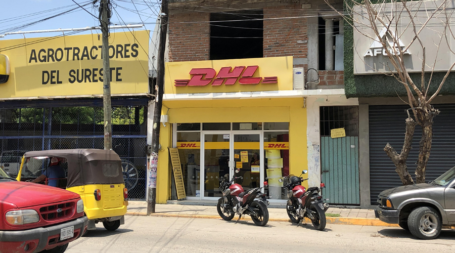 Asaltan paquetería DHL en el Istmo de Tehuantepec   El Imparcial de Oaxaca