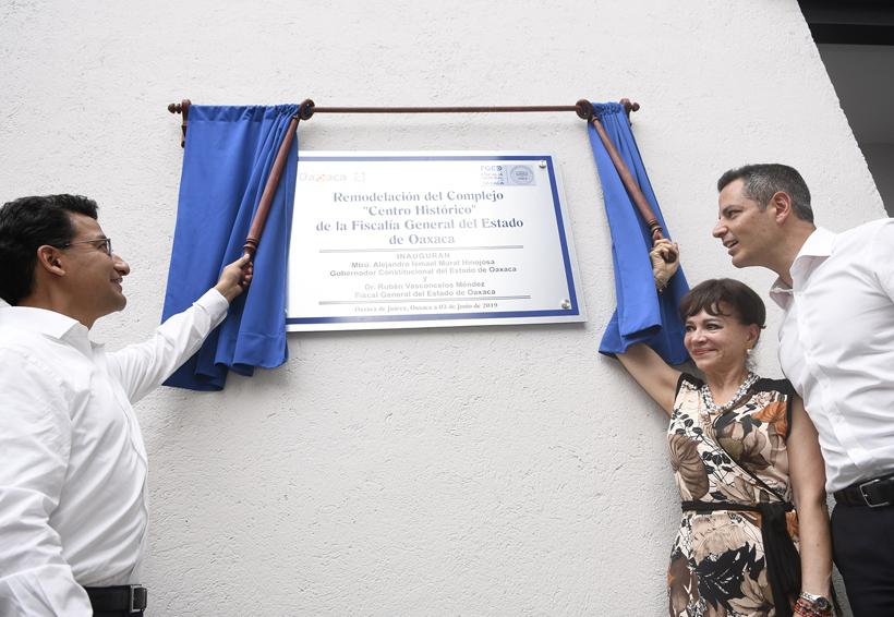En Oaxaca, inauguran centro de orientación, denuncia y determinación inmediata | El Imparcial de Oaxaca