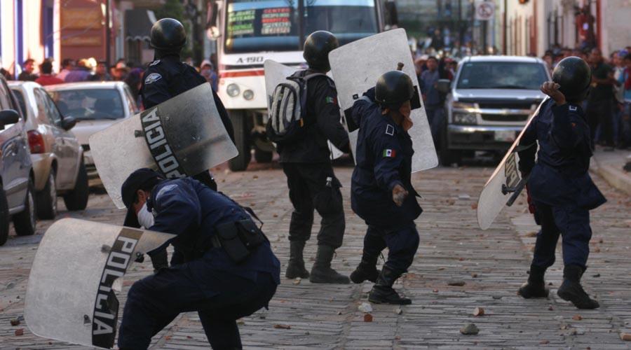 Se cumplen 13 años del fallido desalojo | El Imparcial de Oaxaca